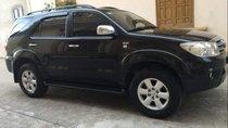 Chính chủ bán Toyota Fortuner đời 2011, màu đen