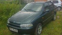 Bán lại xe Fiat Siena năm sản xuất 2001, màu xanh dưa