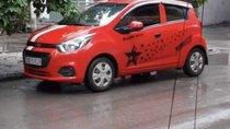 Chính chủ bán Chevrolet Spark Van 2018, màu đỏ, xe nhập
