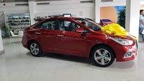 Bán Hyundai Accent 1.4 ATH sản xuất năm 2019, màu đỏ, giá tốt