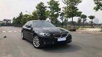Bán BMW 520i đời 2016, màu đen, nhập khẩu