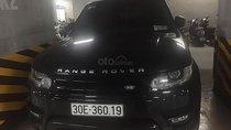 Bán xe LandRover Range Rover Sport SP Supercharged 5.0 2013, màu đen, nhập khẩu