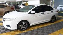 Bán xe Honda City 1.5CVT 2016, màu trắng, 488 triệu