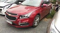 Cần bán xe Chevrolet Cruze đời 2017, màu đỏ số tự động