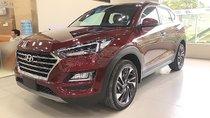 Bán xe Hyundai Tucson 1.6 AT Turbo đời 2019, màu đỏ