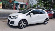Bán xe Kia Rio Hatchback 2014, màu trắng, nhập khẩu, đăng ký tháng 11/2014