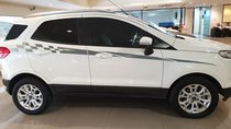 Bán Ford EcoSport Titanium đời 2017, màu trắng, giá chỉ 515 triệu