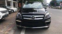 Bán xe Mercedes GL500 sản xuất 2015, màu đen, nhập khẩu số tự động