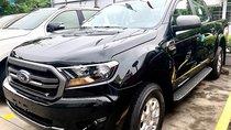 Bán Ford Ranger XLS 2.2L 4x2 AT sản xuất năm 2019, màu đen, nhập khẩu