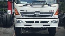 Cần bán Hino FL năm sản xuất 2017, màu trắng, xe nhập
