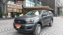 Ô Tô Thủ Đô bán xe Ford Ranger XL2.2L 4x4 2016, 2 cầu, màu ghi xám 469 triệu