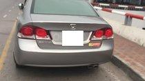 Bán Honda Civic 2009, màu bạc, xe không đâm đụng, ngập nước, không lỗi lầm