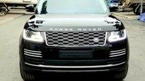 Bán xe LandRover Range Rover Autobiography LWB 3.0 V6 đời 2019, màu đen, xe mới 100%