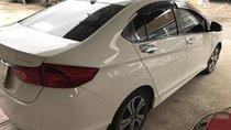 Bán Honda City 1.5AT màu trắng, sản xuất 2016 biển Bình Dương xe đẹp