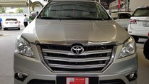 Cần bán lại xe Toyota Innova năm 2015, màu bạc, giá chỉ 240 triệu