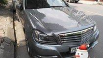 Cần bán Mercedes C250 sản xuất năm 2013, màu xám, 696 triệu