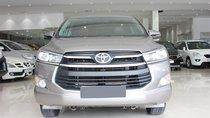 Bán xe Toyota Innova E 2.0MT sản xuất 2018, màu xám số sàn