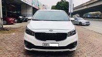 Bán Kia Sedona GATH 3.3L năm sản xuất 2016, màu trắng. Xe đẹp, bao test hãng