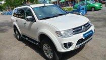 Bán xe Mitsubishi Pajero Sport 2.5MT đời 2015 trả góp đưa trước 200tr nhận xe