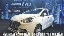 Giá xe Hyundai Grand i10 sản xuất 2019, màu trắng giao ngay, LH 0902.965.732 Hữu Hân