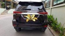Cần bán lại Toyota Fortuner G năm sản xuất 2017, xe nhập