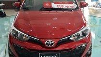 Bán ô tô Toyota Yaris 2019, màu đỏ, nhập khẩu