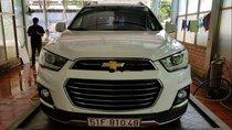 Bán lại xe Chevrolet Captiva 2.4AT năm sản xuất 2016, màu trắng