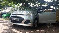 Chính chủ bán Hyundai Grand i10 đời 2014, màu bạc, xe nhập