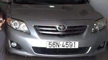 Gia đình bán Toyota Corolla altis 2009, màu bạc, nhập khẩu, 450 triệu