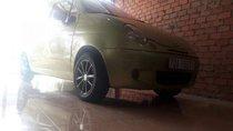 Cần bán gấp Daewoo Matiz đời 2003, màu xanh lục