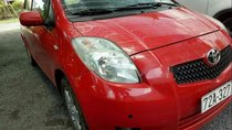 Bán Toyota Yaris 2008, màu đỏ, nhập khẩu