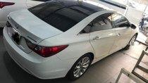 Bán Hyundai Sonata 2012, màu trắng, xe nhập