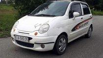 Bán xe Daewoo Matiz sản xuất 2008, màu trắng, xe nhập, gia đình đi còn mới