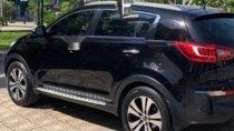 Bán Kia Sportage TLX 2.0AT sản xuất 2010, màu đen số tự động