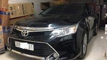 Chính chủ bán Toyota Camry 2017, màu đen, xe nhập