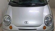 Bán Daewoo Matiz đời 2006, màu bạc, xe gia đình