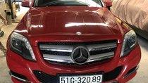 Cần bán xe Mercedes GLK 220 CDI năm 2013, màu đỏ chính chủ