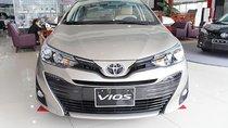 Bán xe Toyota Vios 1.5G sản xuất năm 2019, màu bạc, giá tốt