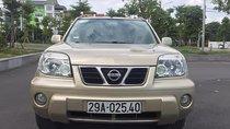 Cần bán Nissan X trail 2.5MT 2003, màu vàng, nhập khẩu Nhật Bản, máy móc êm ru