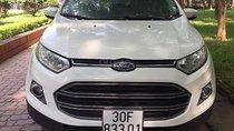 Bán Ford EcoSport Titanium 1.5L AT năm 2015, màu trắng, 480tr