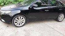Bán Kia Cerato 1.6 AT sản xuất năm 2011, màu đen, xe nhập