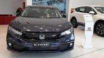 Bán xe Honda Civic RS 1.5 AT đời 2019, màu xanh lam, nhập khẩu