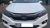 Cần bán xe Honda City V-CVT năm 2017, màu trắng, không đâm đụng, ngập nước
