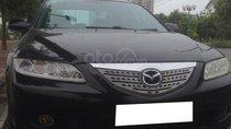 Bán Mazda 6 2003, màu đen, nhập khẩu