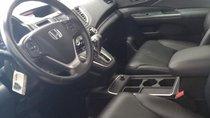Bán xe Honda CR V 2.4AT sản xuất cuối 2015, bản full opition, màu đen, xe còn rất mới, rất đẹp