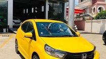 Bán ô tô Honda Brio đời 2019, màu cam, xe nhập