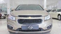 Bán xe Chevrolet Cruze sản xuất năm 2016, màu vàng, 470 triệu