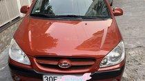 Xe gia đình cần bán Hyundai Getz 2008 1.2AT nhập khẩu, màu cam, LH 093.1568.166