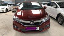 Bán ô tô Honda City 1.5AT CVT 2018, màu đỏ cực đẹp