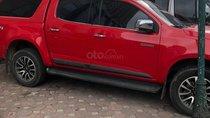 Bán Chevrolet Colorado 4x4 AT full năm 2018, màu đỏ, nhập khẩu nguyên chiếc